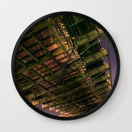 Roebling's Otherside Wall Clock