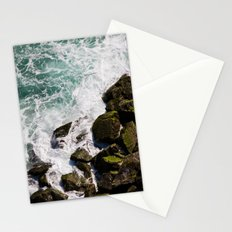 Sea and Rocks Stationery Cards