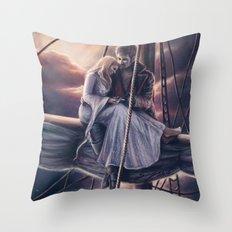Until Dawn Throw Pillow