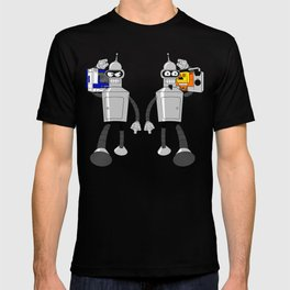 The Future of Good and Evil T-shirt