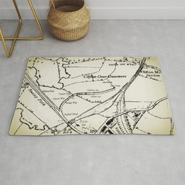 Clifton-Over-Dunsmore  Rug