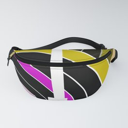 Bright retro records Fanny Pack