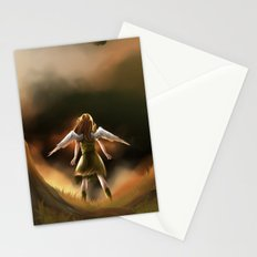Under the Great Old Tree Stationery Cards