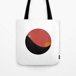 Rollercoaster Life Tote Bag