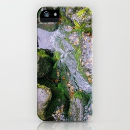 cloud adventure 4 iPhone Case