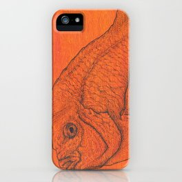 Garibaldi iPhone Case