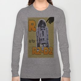 R is for... Long Sleeve T-shirt