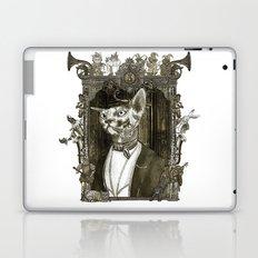 Steampunk Mr. Sphinx Laptop & iPad Skin