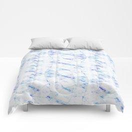 Ghost Town (Ice Jam) Comforters