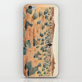 The Battlefield. iPhone Skin