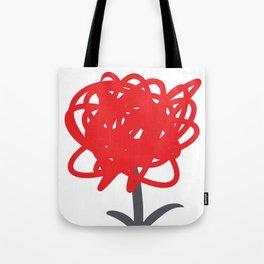 Flower of frustrations Tote Bag