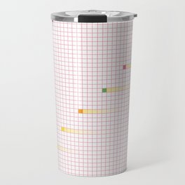 Checked Pattern_J Travel Mug