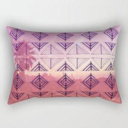 Zig Zag 01 Rectangular Pillow