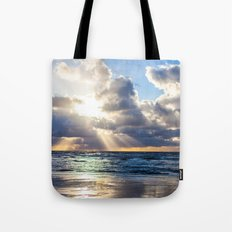Next To Heaven  Tote Bag