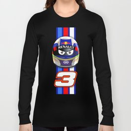 DANIEL RICCIARDO #3_2015 Long Sleeve T-shirt