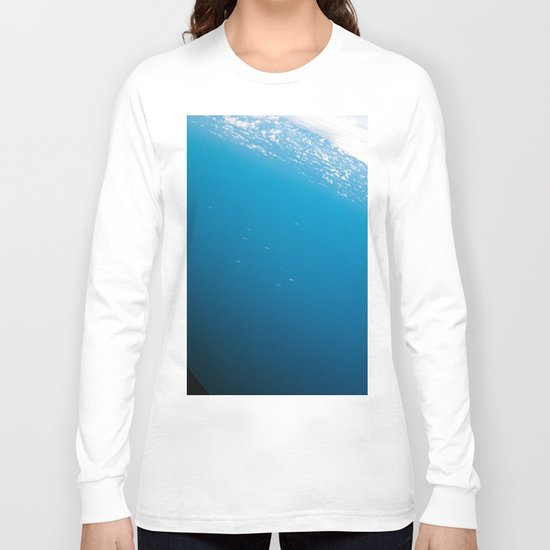 Points in the sea Long Sleeve T-shirt
