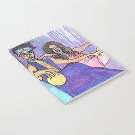 Disco Fever Notebook