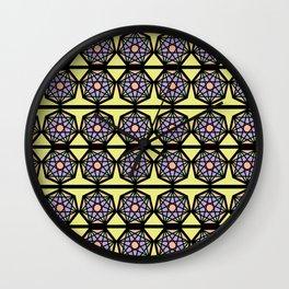 Zentangle 7.5 Wall Clock