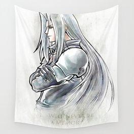 Sephiroth Artwork Final Fantasy VII Wall Tapestry