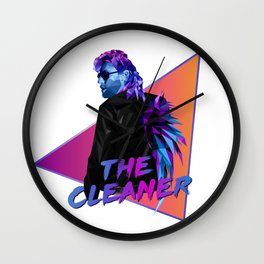 Kenny Omega polygonal Wall Clock