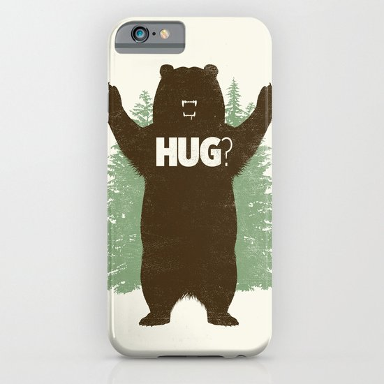 Bear Hug? iPhone & iPod Case