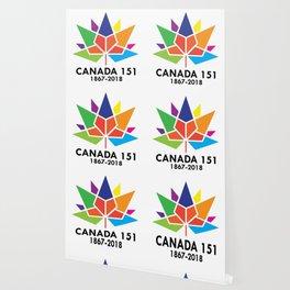 Happy Canada Day 151 1867-2018 Wallpaper