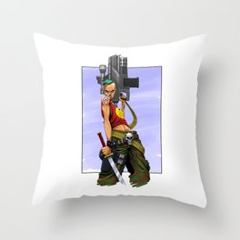 Have a nice day:) Throw Pillow