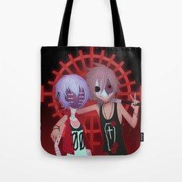 Shinji's Defence Squad Tote Bag