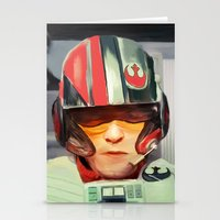 rebel Stationery Cards featuring Rebel by Rabassa