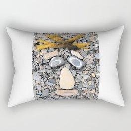 """EPHE""""MER"""" # 354 Rectangular Pillow"""