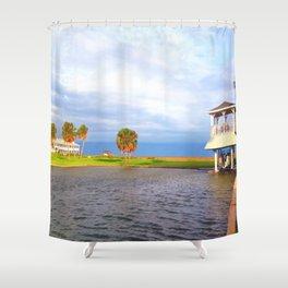 Galveston Shower Curtain