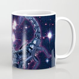constellation scorpion Coffee Mug