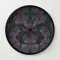 sound Wall Clocks featuring Sound by La Señora