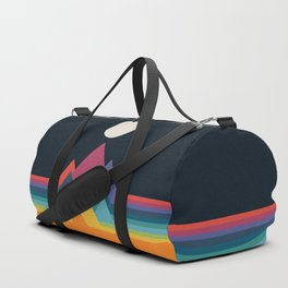 Whimsical Mountains Duffle Bag