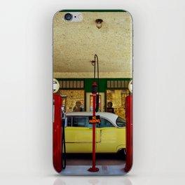 Retro Pumps iPhone Skin