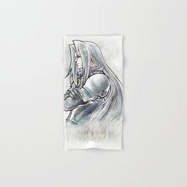 Sephiroth Artwork Final Fantasy VII Hand & Bath Towel