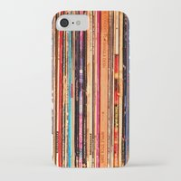 vinyl iPhone & iPod Cases featuring Vinyl by bomobob