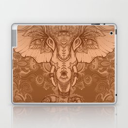 Sepia Ganesha Laptop & iPad Skin