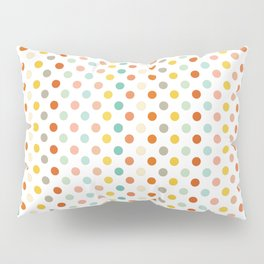 Polka Up Pillow Sham