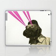 Space Dog Laptop & iPad Skin