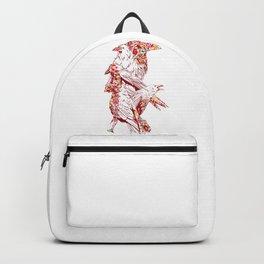 Vintage Cute Eagle Backpack