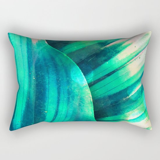 Moksha #society6 #decor #furnishings #buyart Rectangular Pillow