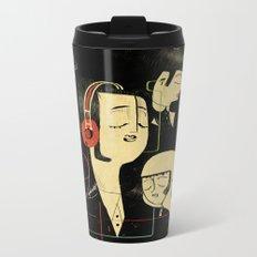 乐 Music Lovers / Vintage Travel Mug
