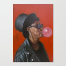 Lis Canvas Print