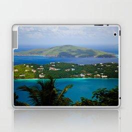 Virgin Islands Laptop & iPad Skin