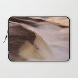 Swallow Falls Close-up Laptop Sleeve
