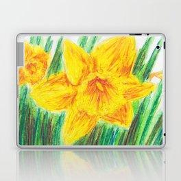 Delightful Daffodils Laptop & iPad Skin