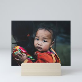 Day 92 - Sapa, Vietnam Mini Art Print