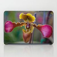 thailand iPad Cases featuring Orchid Thailand by Adrian Evans