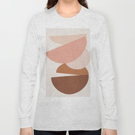 Abstract Stack II Long Sleeve T-shirt